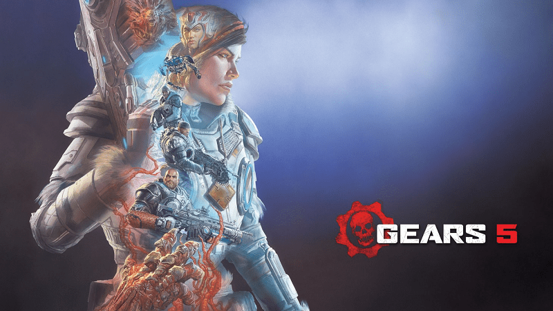 Gears 5 : All DLC Maps to be Free, No Packs or RNG