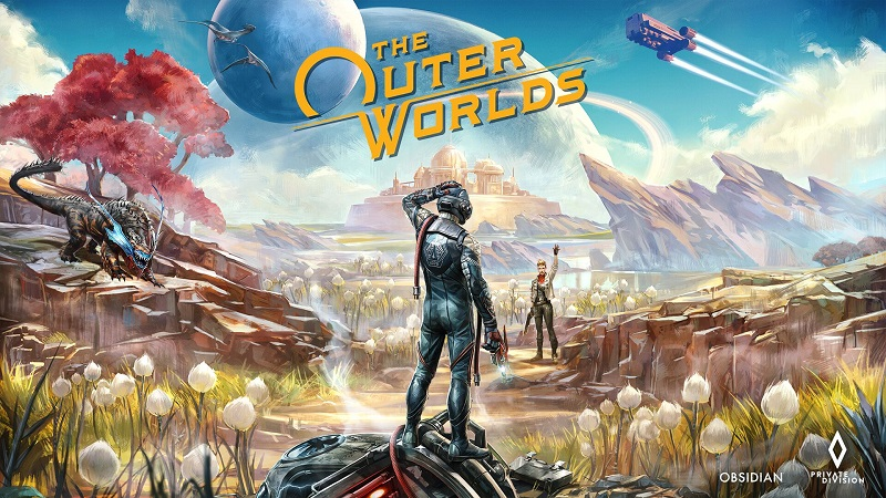 E3 2019 : The Outer Worlds Closed Door Gameplay Impressions