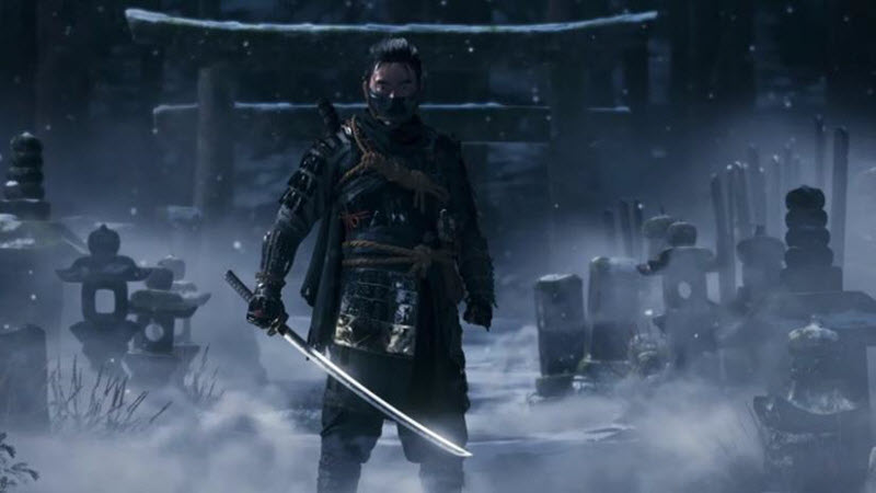 Rumor : Ghost of Tsushima to Release in 2019?