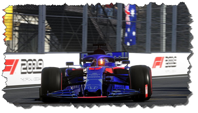 Review : F1 2019