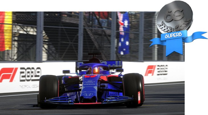 F12019Medal