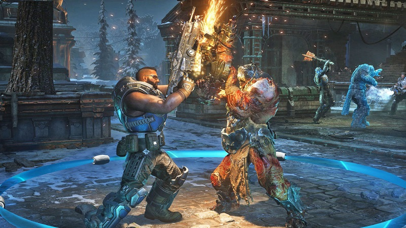 Gears 5 : Multiplayer Tech Test Full Details and How to Participate