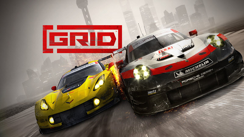 GRID tracks announced for October launch