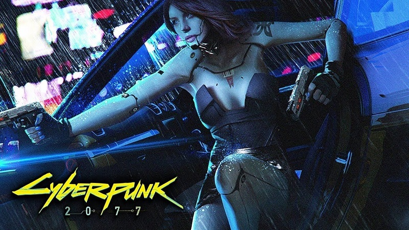 Cyberpunk 2077 : CD Projekt Red Announces Official Gameplay Stream
