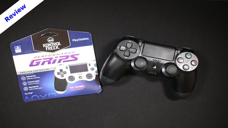 Review : Kontrol Freek PS4 Performance Grips