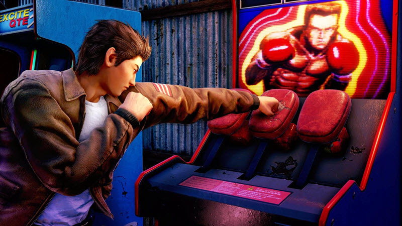 The Latest Shenmue 3 Trailer Shows Off the Fun that can be Had
