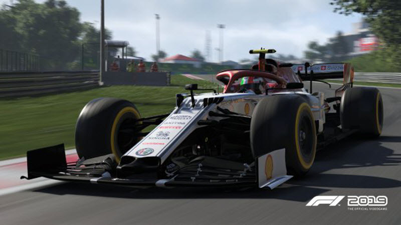 F1 2019 Patch 1.12 is live