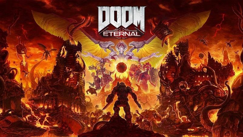 Doom Eternal Delayed Until March 2020