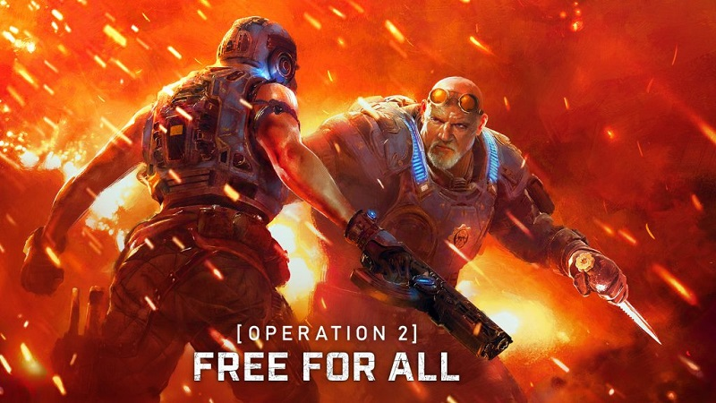 "Gears 5 : Operation 2 ""Free for All"" Trailer and Full Details"