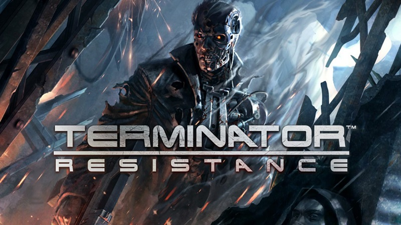 Terminator Resistance : Official Launch Trailer