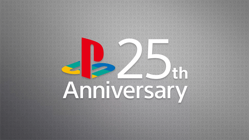 Celebrating 25 Years of PlayStation