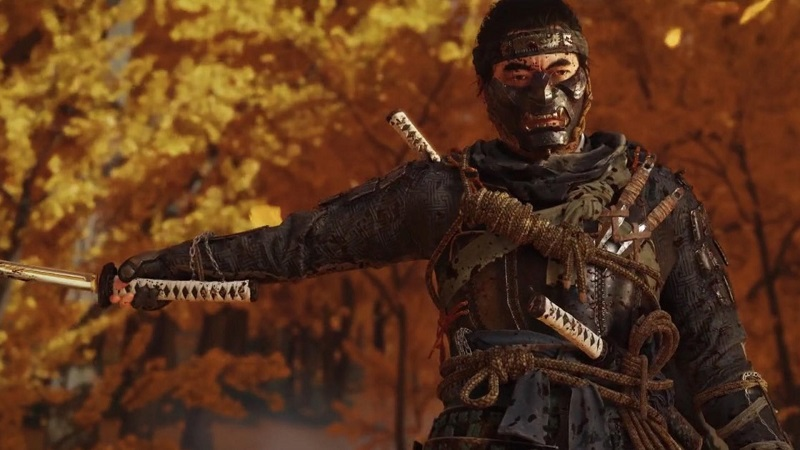 Ghost of Tsushima : New Trailer Shows More of the Beautiful Title