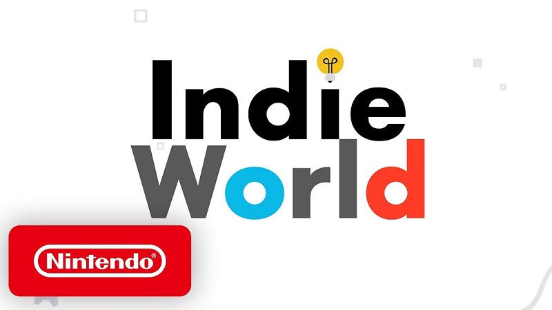 Nintendo Announces Indie World Showcase for the Switch for Tomorrow