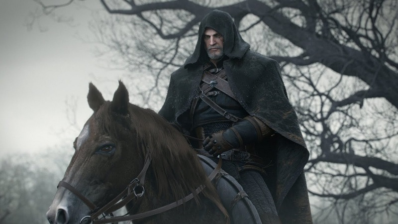 Netflix to Produce Witcher Animated Series