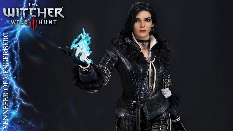 Unboxing/Review : Yennefer of Vengerberg Witcher 3 Prime 1 Studio Statue