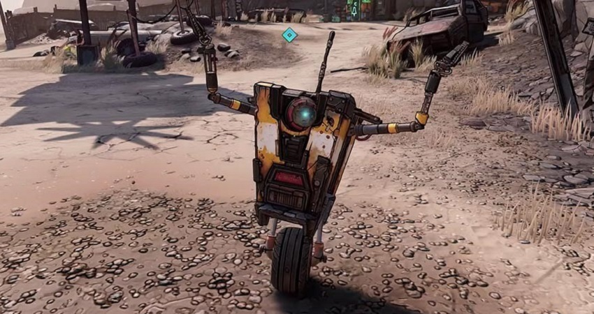 Borderlands Movie Announced by Gearbox CEO