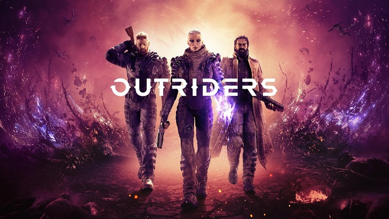 Outriders : Full Details on the Next-Gen, RPG, Sci-Fi Shooter