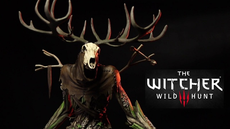 Unboxing : The Witcher 3 Leshen Statue from Dark Horse