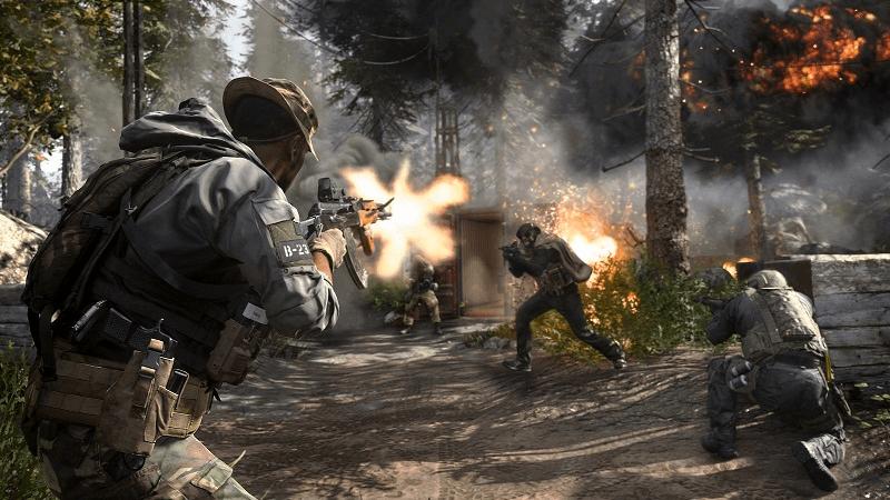 """Call of Duty Modern Warfare : """"Warzone"""" Battle Royale Details Leak"""