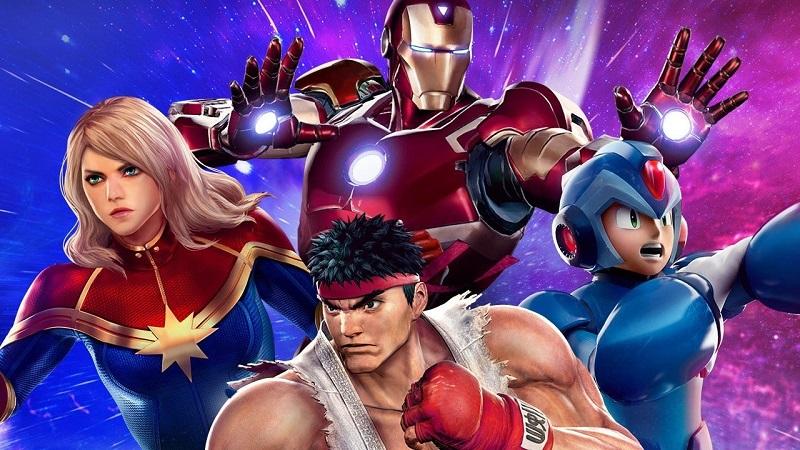 "Rumor : Capcom Working on New ""Vs."" Title"