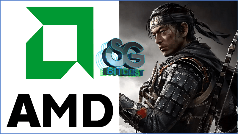 Bitcast 95 : AMD Details Next-Gen Tech and Ghost of Tsushima Hype