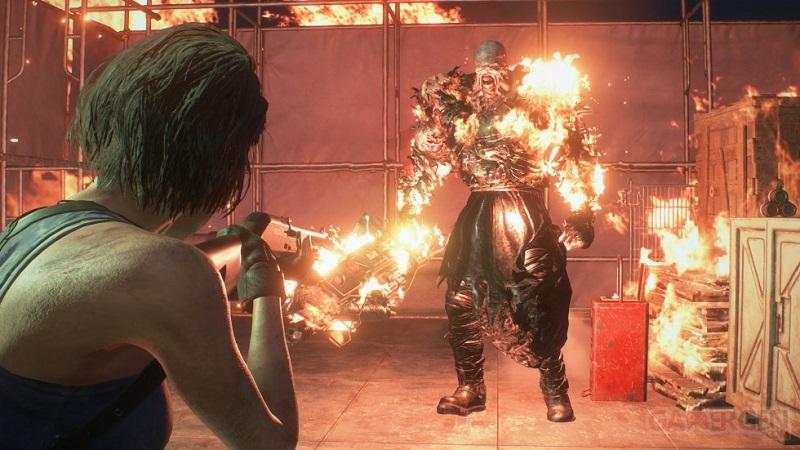 Resident Evil 3 Remake Demo and Resistance Open Beta Details
