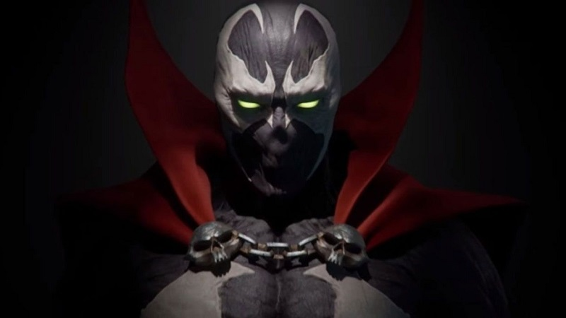 Mortal Kombat 11 : Get Excited for Spawn's Debut Next Week with New Gameplay