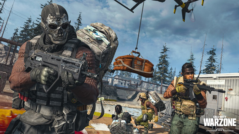 In Just Three Days, Call of Duty Warzone has Surpassed 15 Million Players