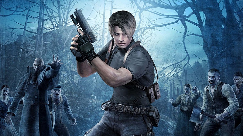 Resident Evil 4 Remake in Development, Targeting a 2022 Release