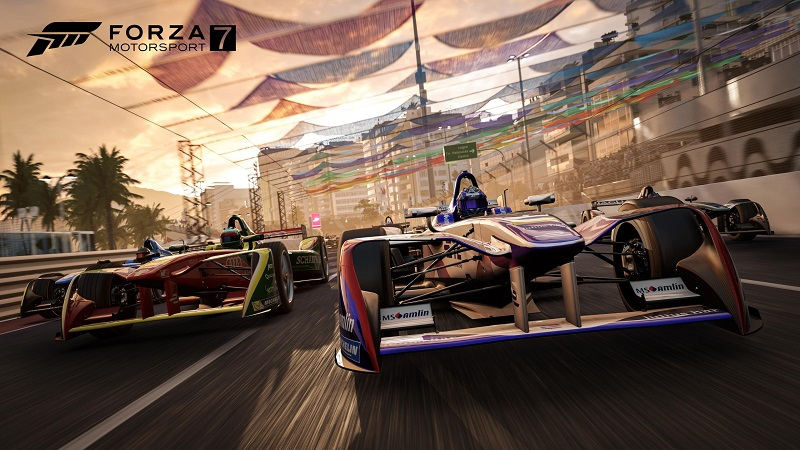Forza Motorsport : Balancing Visuals with Performance