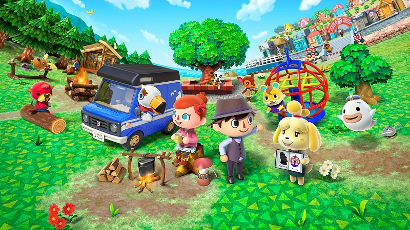March NPD Results : The Nintendo Switch and Animal Crossing Break Records