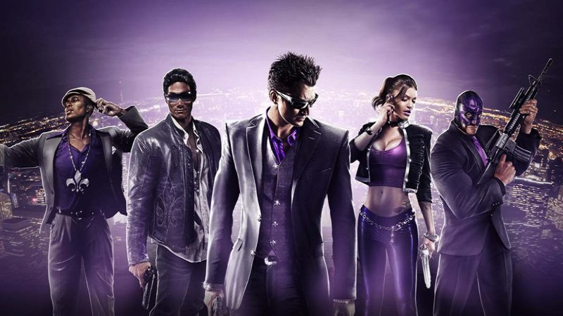 Saints Row : The Third Remastered Lands in May for Xbox One, PS4, and PC