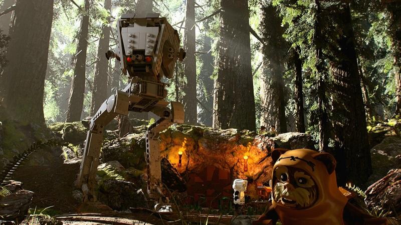 LEGO Star Wars The Skywalker Saga Key Art Revealed