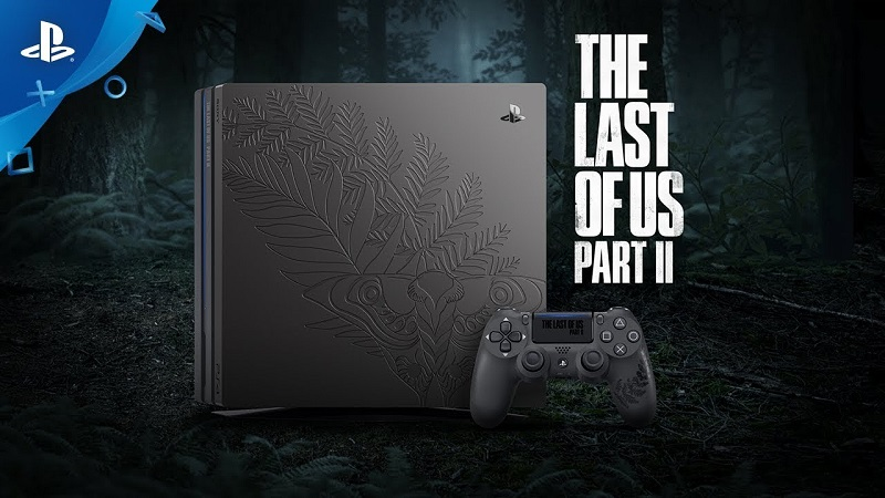 The Last of Us 2 PlayStation 4 Pro Themed Console Bundle Announced