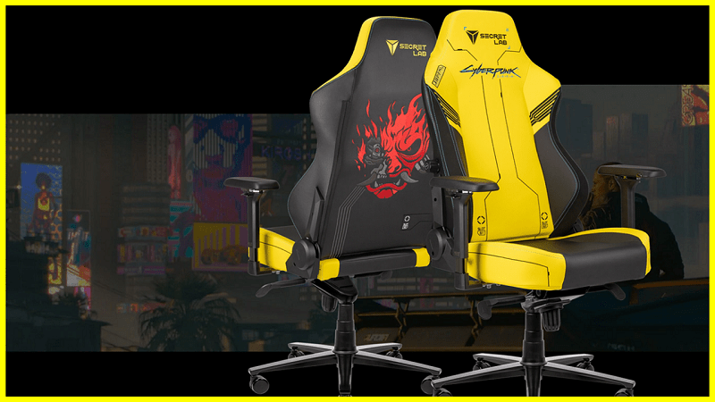 Review : Cyberpunk 2077 Themed Gaming Chair from Secret Lab