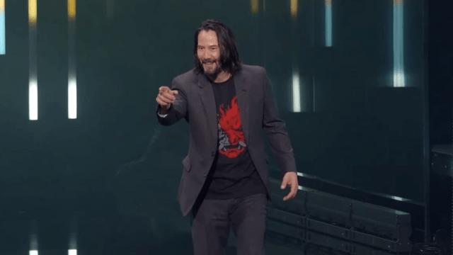 Keanu E3
