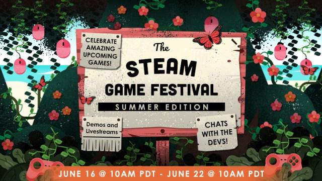 Steam festival