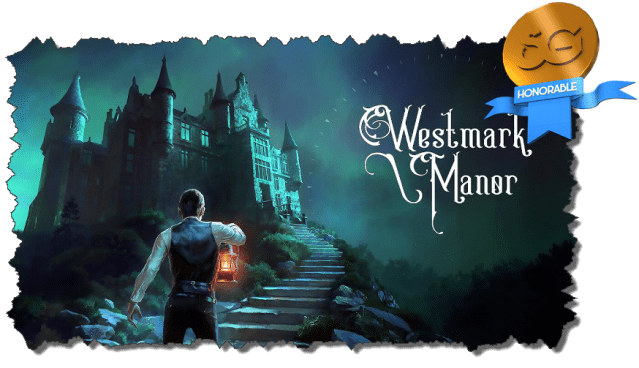 Westmark Manor Review Medal