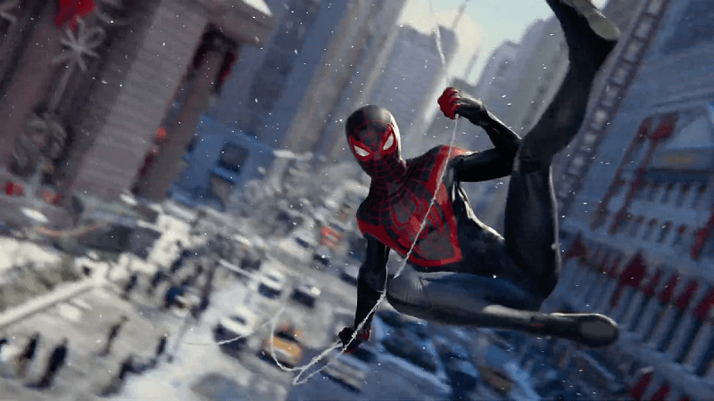 Spider-Man Miles Morales to Feature 4K / 60fps Performance Mode