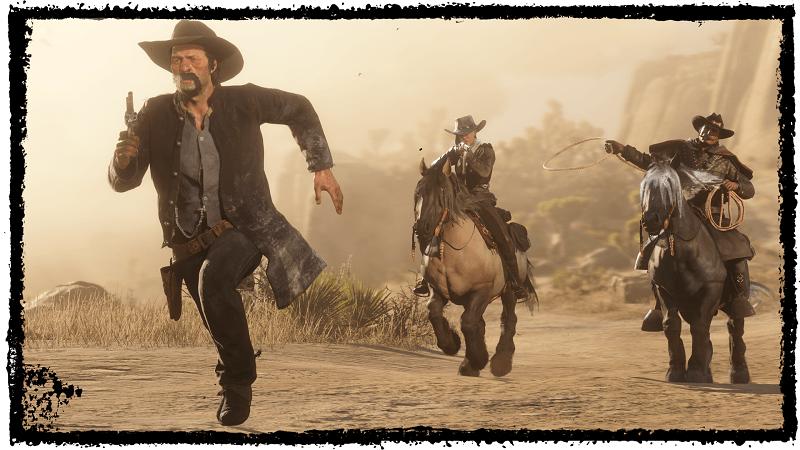 Red Dead Online : Outlaw Pass 3 Now Available