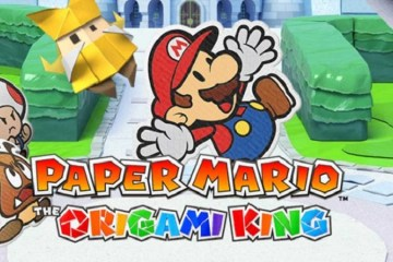 Nintendo Treehouse Live Provides New Paper Mario Gameplay