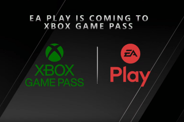 EA Play Joins Xbox Game Pass Ultimate on the Series X / S Launch