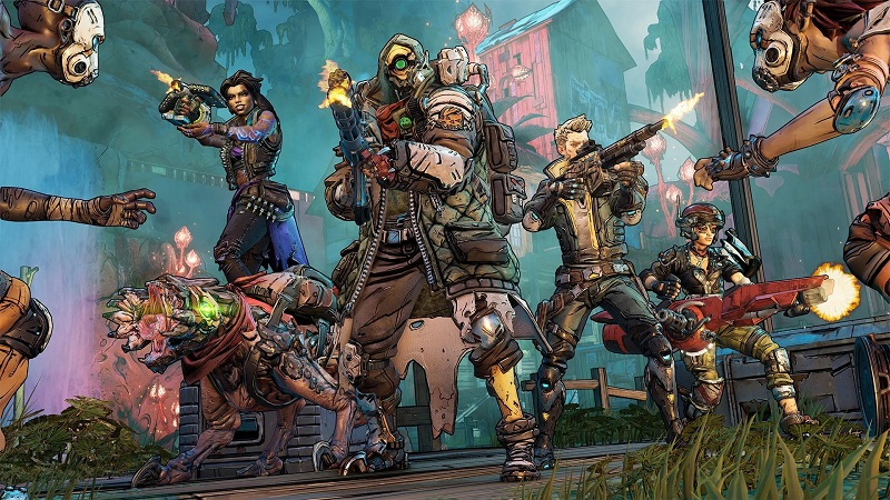 Borderlands 3 Receives 4K/60FPS Update for Xbox Series X and PS5 Launch