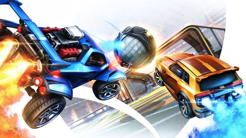 Rocket League to Receive Xbox Series X/S and PS5 Upgrades
