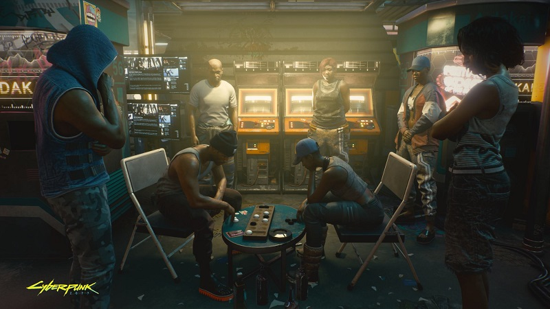 Cyberpunk 2077 : Gameplay Footage from the Xbox One and Series X