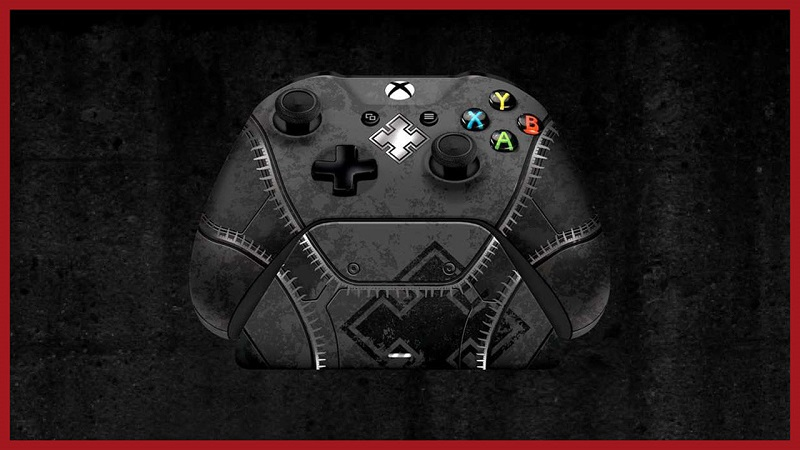 Unboxing : Gears of War Locust Xbox Controller Bundle from Controller Gear