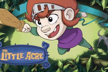 Review: The Little Acre : Junior Adventurer