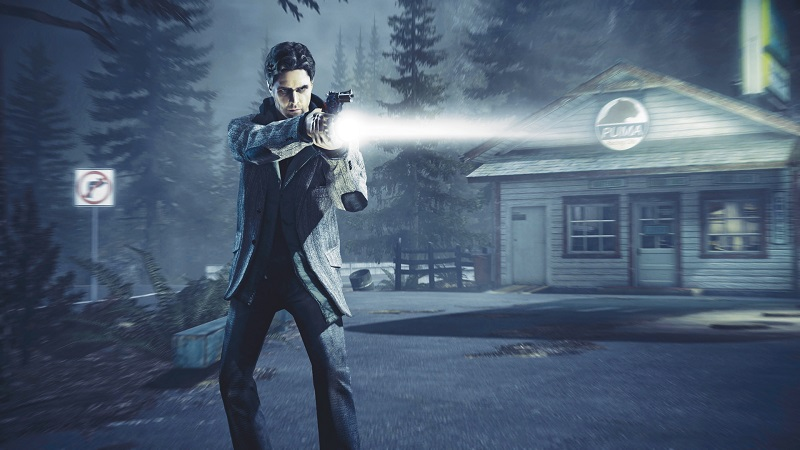 Rumor : Alan Wake 2 in Development by Remedy and Epic Games