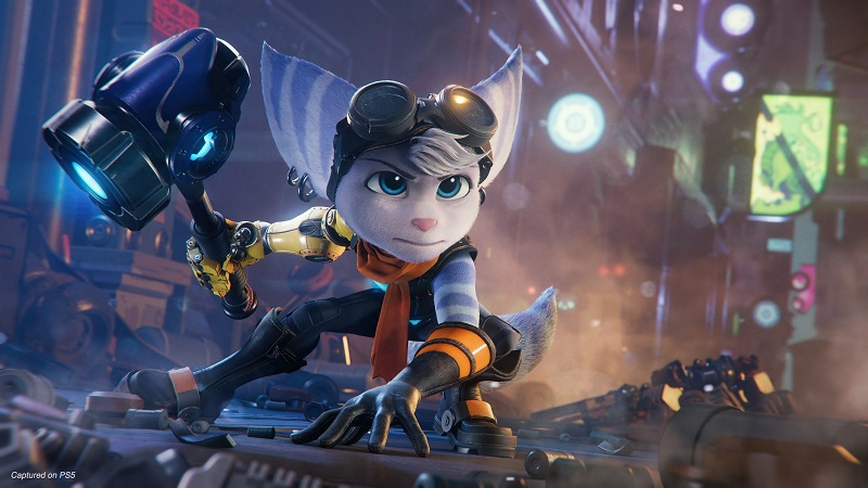 PlayStation State of Play : Ratchet & Clank Gameplay Shows Off the PS5
