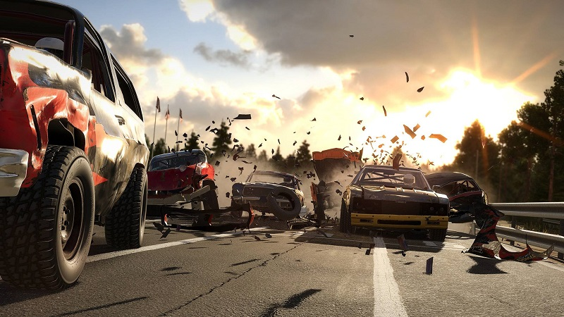 PlayStation's PS Plus Games for May Include Wreckfest and Battlefield V